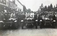 Derde overwinning op rij voor Alfa in de 24 uur van Spa 1930