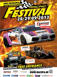 Spa Racing Festival