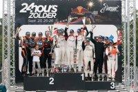 Podium 24 Hours of Zolder 2021