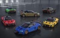 R8 LMS GT2 Colour Edition