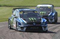 Solberg & Kristoffersson - VW Polo Supercar