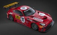 Hubauto Racing - Mercedes-AMG GT3