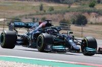 Lewis Hamilton - Mercedes W12