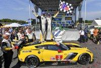 Antonio Garcia en Jan Magnussen - Corvette Racing