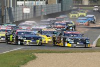Start Nascar Whelen Euro Series Elite 2 te Circuit Zolder