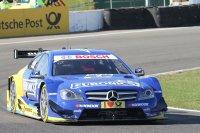 Enkel Gary Paffett pakte recent punten voor Mercedes