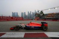 Alexander Rossi - Marussia-Ferrari
