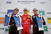 Podium race 2 Silverstone
