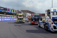 Videogame FIA European Truck Racing Championship