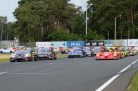 Start 2021 Belcar Historic GP Race 1