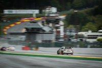 Regen in overvloed op Spa-Francorchamps