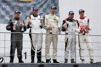 Podium Renault Clio Cup Benelux