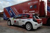 Nieuwe Renault Clio MK3 voor Dave Van Beers