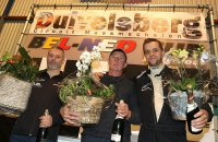 Belgische titels voor Steve Otzer, Luc Maris en Kurt Lambers