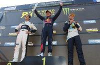 Krisztian Szabo - Tweede plaats bij debuut in EK RX Supercar