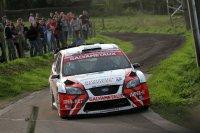 Xavier Bouche - Ford Focus WRC