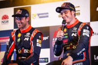 Thierry Neuville & Andreas Mikkelsen
