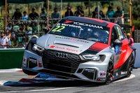 Frédéric Vervisch  Audi Sport Comtoyou Audi RS3 LMS