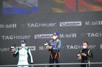 Podium race 2 Porsche Carrera Cup Benelux