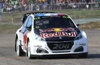 Cyril Raymond - Peugeot 208 Supercar