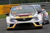 DG Sport Opel Team Belgium - Opel Astra TCR