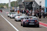 De Mazda MX-5 Cup deed voor de eerste maal Zolder aan