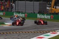 Start GP Italië 2018