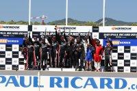 Podium 24H Circuit Paul Ricard 2016