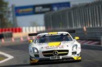 ROWE Racing Mercedes SLS AMG GT3