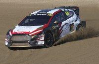 Timo Scheider - Ford Fiësta Supercar