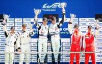 Podium Porsche GT3 Cup Challenge Benelux