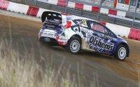 Andréas Bakkerud - Ford Fiësta Olbergs MSE Team