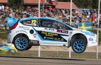 Fredrik Magnussen - Ford Fiesta TouringCar