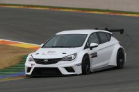 Opel Astra TCR Target Competition