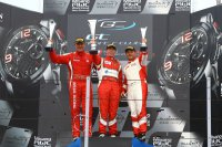 SRO GT Sports Club - Podium main race Misano