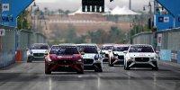 Start 2019 Jaguar I-Pace eTrophy Riyad 1