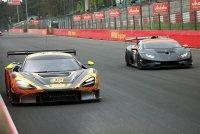 JP Motorsport McLaren 720S GT3 & Totaalplan Racing Lamborghini Huracán Super Trofeo