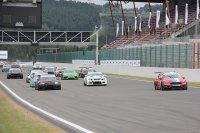 Start race 1 Spa 200