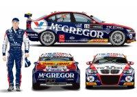Tom Coronel - BMW 320 TC Roal Motorsport