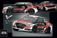 François Duval - Audi S1 EKS RX quattro