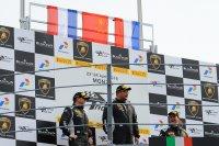 Podium Lamborghini Cup Monza - Race1
