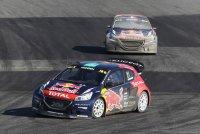 Timmy Hansen & Davy Jeanney - Team Peugeot Hansen