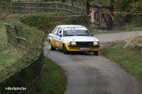 Dirk Van Rompuy - Opel Ascona Gr.B