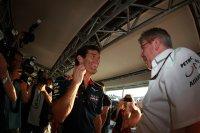 Mark Webber - Ross Brawn