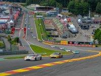 Lamborghini Blancpain Super Trofeo @ Spa