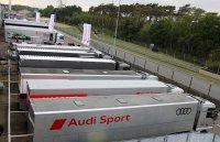 Audi @ DTM Zolder