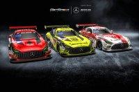 GetSpeed Performance - Mercedes AMG GT3