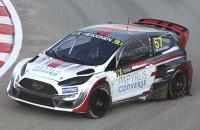Toomas Heikkinen - Ford Fiesta Supercar MJP Racing