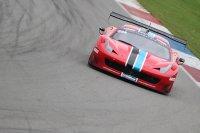 Van Glabeke-Jonkheere - Curbstone Corse Ferrari 458 GT3