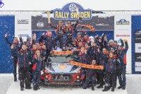 Neuville/Gilsoul - Hyundai i20 Coupe WRC